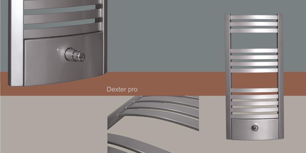 Πετσετοκρεμάστρα / Θερμαντικό Σώμα Dexter Pro