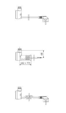Θερμοστάτης & Θερμική Αντίσταση TERMA DRY - Τεχνικά Χαρακτηριστικά