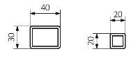 Θερμαντικό Σώμα TERMA Intra M - Τεχνικά Χαρακτηριστικά