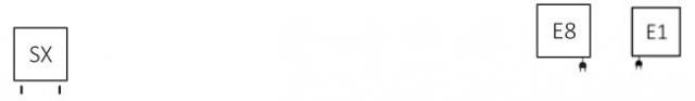 Πετσετοκρεμάστρα TERMA Jade M - Συνδέσεις