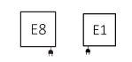 Πετσετοκρεμάστρα TERMA Kioto One - Συνδέσεις
