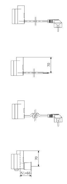 Θερμοστάτης & Θερμική Αντίσταση TERMA KTX 1 - Τεχνικά Χαρακτηριστικά