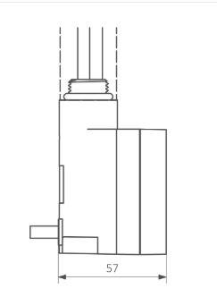 Θερμοστάτης & Θερμική Αντίσταση TERMA KTX 3 - Τεχνικά Χαρακτηριστικά