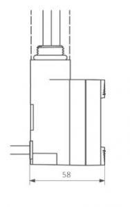 Θερμοστάτης & Θερμική Αντίσταση TERMA KTX 4