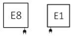 Πετσετοκρεμάστρα TERMA Lena - Συνδέσεις