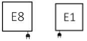 Πετσετοκρεμάστρα TERMA Mantis - Συνδέσεις