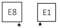 Πετσετοκρεμάστρα TERMA Marlin - Συνδέσεις