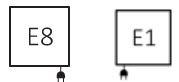 Πετσετοκρεμάστρα TERMA Mike - Συνδέσεις