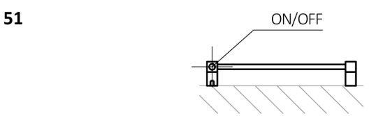 Πετσετοκρεμάστρα TERMA Mike One- Τεχνικά Χαρακτηριστικά