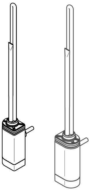 Θερμοστάτης & Θερμική Αντίσταση TERMA ONE D 30x40 - Τεχνικά Χαρακτηριστικά