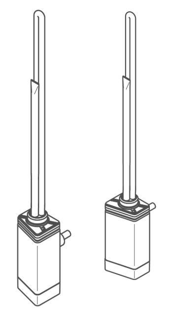 Θερμοστάτης & Θερμική Αντίσταση TERMA ONE T 36x40 - Τεχνικά Χαρακτηριστικά