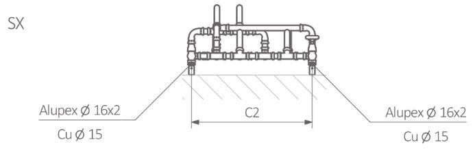 Θερμαντικό Σώμα TERMA Pajak -Τεχνικά Χαρακτηριστικά