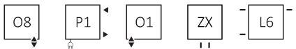 Πετσετοκρεμάστρα TERMA POC 2 - Συνδέσεις