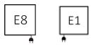 Πετσετοκρεμάστρα TERMA Pola - Συνδέσεις