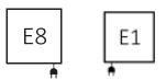 Πετσετοκρεμάστρα TERMA Pola One - Συνδέσεις
