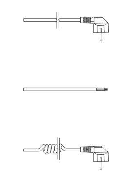Θερμοστάτης & Θερμική Αντίσταση TERMA REG 3 - Τεχνικά Χαρακτηριστικά