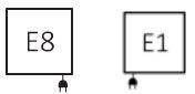 Θερμαντικό Σώμα / Πετσετοκρεμάστρα TERMA Retro - Συνδέσεις