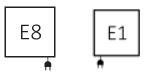Θερμαντικό Σώμα  TERMA Ribbon T - Συνδέσεις