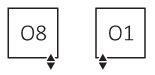 Θερμαντικό Σώμα TERMA Sherwood H - Συνδέσεις
