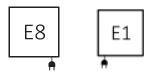 Θερμαντικό Σώμα TERMA Sherwood V E - Συνδέσεις