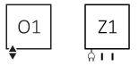 Θερμαντικό Σώμα / Πετσετοκρεμάστρα TERMA Simple DW - Συνδέσεις