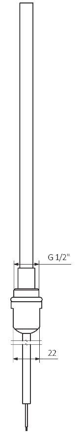 Θερμική Αντίσταση TERMA SIS - Τεχνικά Χαρακτηριστικά