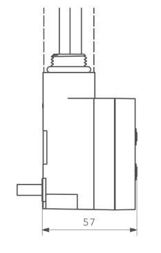 Θερμοστάτης & Θερμική Αντίσταση TERMA SKT 2 - Τεχνικά Χαρακτηριστικά
