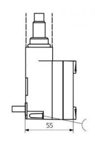 Θερμοστάτης & Θερμική Αντίσταση TERMA SKT 4 - Τεχνικά Χαρακτηριστικά