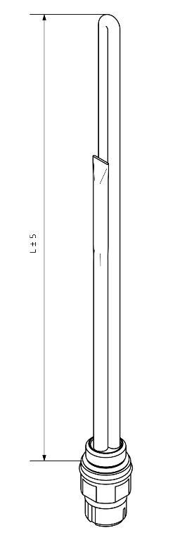 Θερμική Αντίσταση TERMA Split Class I - Τεχνικά Χαρακτηριστικά