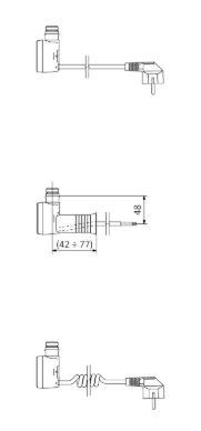 Θερμοστάτης & Θερμική Αντίσταση TERMA TDY - Τεχνικά Χαρακτηριστικά