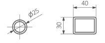 Θερμαντικό Σώμα TERMA Triga M - Τεχνικά Χαρακτηριστικά
