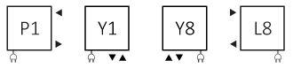 Θερμαντικό Σώμα TERMA Tune VWD - Συνδέσεις