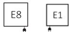 Θερμαντικό Σώμα TERMA Tune VWD E - Συνδέσεις
