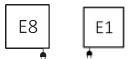 Πετσετοκρεμάστρα TERMA Tytus - Συνδέσεις