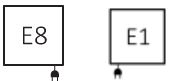 Πετσετοκρεμάστρα TERMA Vivo - Συνδέσεις