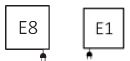 Πετσετοκρεμάστρα TERMA Vivo One - Συνδέσεις