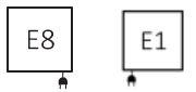 Θερμαντικό Σώμα / Πετσετοκρεμάστρα TERMA Warp T Bold One - Συνδέσεις