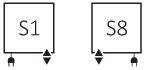 Θερμαντικό Σώμα / Πετσετοκρεμάστρα TERMA Warp T One - Συνδέσεις