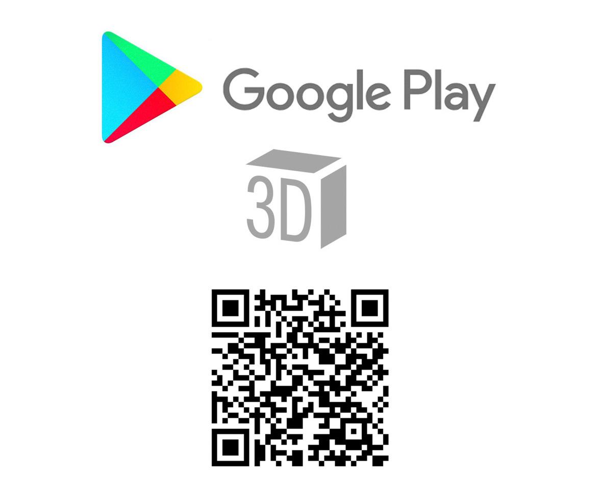 TERMA Android πλήρης κατάλογος 3D και χρώματα.